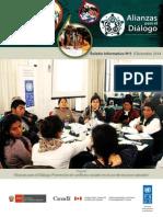 Boletín #3 _ Alianzas Para El Diálogo
