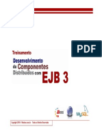 Treinamento - Desenvolvimento de Componentes Distribuidos com EJB 3