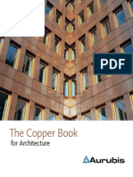 2013 the Copper Book for Architecture