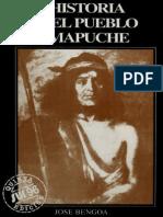 A Bengoa - Historia Del Pueblo Mapuche