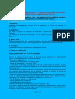 Recomendaciones Técnicas Para La Elaboración PETI