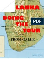 Sri Lanka - Doing the Tour