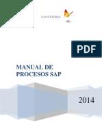 Notas Manual Sap