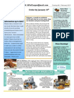 Customer Newsletter #2 2015