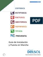 Guia de Instalacion y Puesta en Marcha 2015