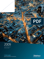 Informe Telefonica 2009