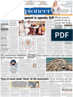 The Pioneer Delhi English Edition 22-12-2014