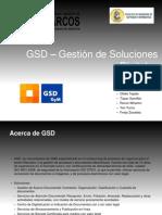 Cadena de Valor - GSD