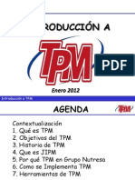 Introducción TPM 2012