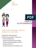 Profil Rusunawa Kabupaten Sleman