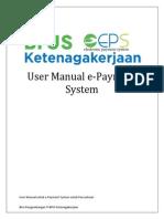 User Guide EPS
