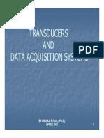 Unit v Transducers