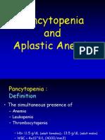Pancytopenia and Aplastic Anemia Ok