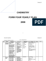 F.4 Chem Yearly Plan 2010