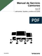 97751242 Lubricantes Liquidos y Analisis de Aceite VOLVO