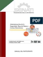 SENATI WS2K8 04 - Seguridad en Redes
