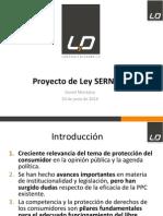 Proyecto Sernac