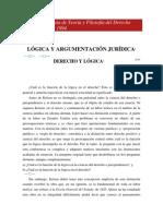 Isonomía_Revista de Teoria y Filosofia Del Derecho_Num 1, Octubre 1994