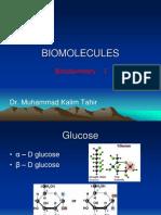 Lect 4 Biomolecule