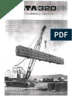 P&H 320- 18 Ton