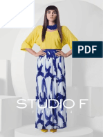 Catalogo Fall StudioF 2014