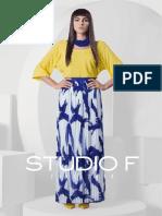 Catalogo Fall StudioF 2014