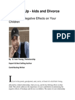 Breaking Up - Kids and Divorce by D. Ivan Young