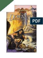Dragonlance - Dhamon Saga 1 - Downfall.pdf