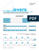 Indian Abacus Achievers Question Paper_7th Level-free