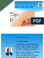 Sesion Algebra de Boole