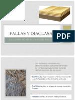 Fallas y Diaclasas