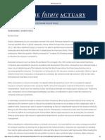 2014 Spring Issue_CAS_future Actuary