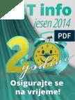 VGT Info Jesen 2014