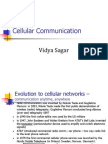 Cellular Communication Ppt