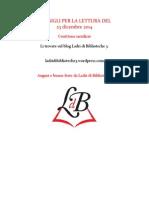Consigli per la lettura del 23 dicembre 2014