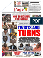 Tuesday, December 23, 2014 Edition