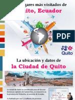 Los lugares más visitados de Quito, Ecuador