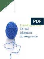 Dttl Technology CIO and IT Myths 13082013