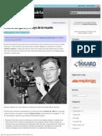 Antonio Longoria y El Rayo de La Muerte - Tecnología Obsoleta