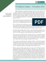 CPI Inflation Update - Nov 2014.pdf