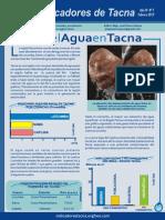 Boletin Indicadores Tacna Febrero 2012