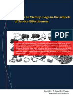 Www.tsmg.Com Download Article Spares to Victory Cogs in the Wheels of Service Effectiveness