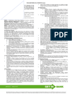 Regulamin Promocji Dla Studentow w Getin Bank (II edycja)