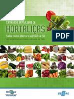 Catálago de Hortaliças Brasileiras