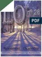Boletin LO+DESTACADO Nº28 Blog URSM Hospital Virgen Macarena de Sevilla