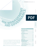 3.0 Risk Management and Governance