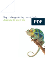 Risk Deloitte Key Challenges Facing Central Banks
