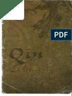 Livret d'Écran Qin JdR FR by Myriades