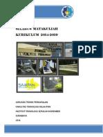 Silabus Matakuliah Kurikulum 2014 JTP-FTK ITS (Versi Indonesia)