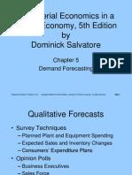 Ekonomi Manajerial Materi 5